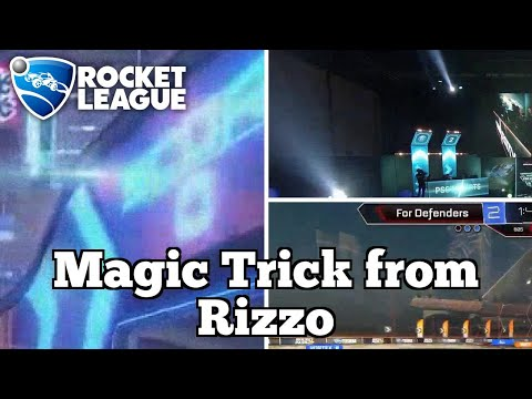 Daily Rocket League Plays: Magic Trick from Rizzo thumbnail