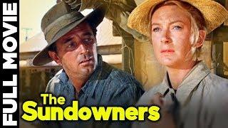 The Sundowners   Technicolor Film   Deborah Kerr, Robert Mitchum