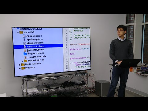 Learning IOS: Create Your Own App With Objective-C! By Tianyu Liu