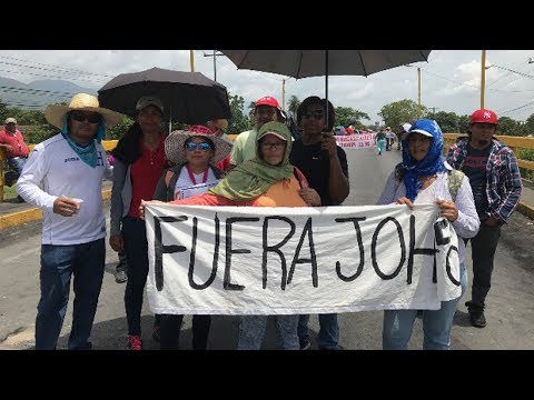 """Honduras Now Ruled By A """"Criminal Gang"""" - With Western Government Support"""