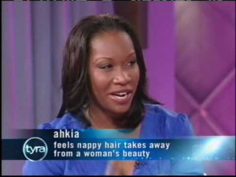 What Is Good Hair? - Tyra (Part 1)