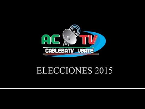 ESPECIAL ELECTORAL Ubaté 2015