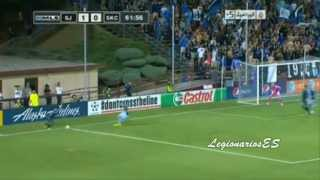 Gran jugada de Jaime Alas - San Jose Earthquakes 1-0 Sporting Kansas City