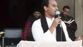 New Ethiopian Orthodox Preaching by Memhir Asegid- ነፍሴ የወደደችዉን አገኘሁት