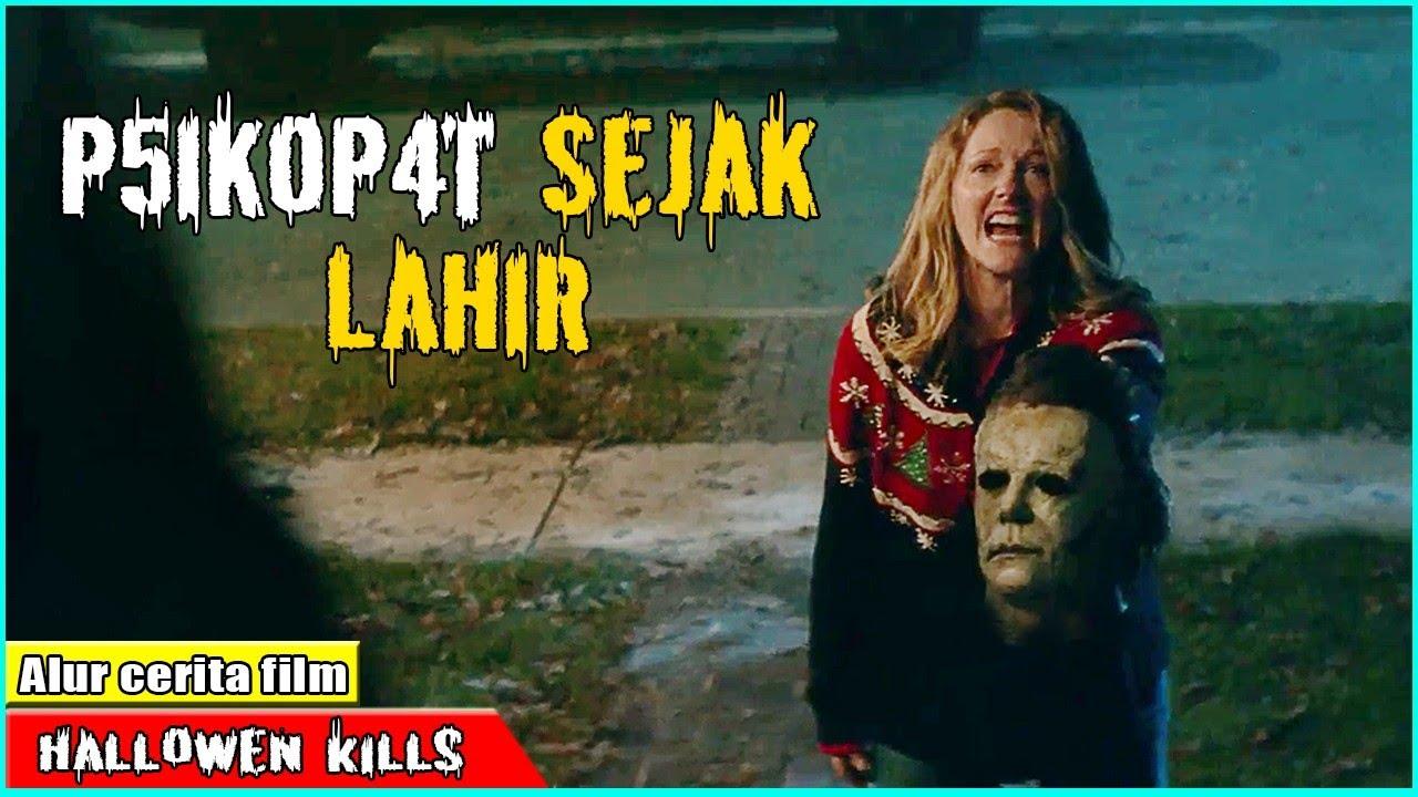 P5IKOP4T SEJATI | alur cerita film Halloween kills