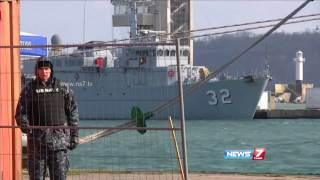 Bulgaria, NATO holds military training in Black sea
