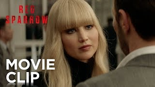 "Red Sparrow | ""Are We Going To Become Friends?"" Clip 