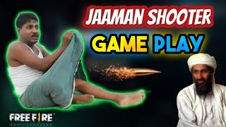Jaaman shooter Gameplay ||Gp Muthu || New game || Full Fun Only 14+😂😂