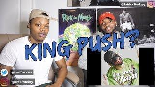 Pusha T - The Story Of Adidon (Drake Diss) - REACTION | OMG