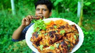 CHICKEN PERI PERI  African Barbeque Chicken Recipe  How To Make Peri Peri Chicken at Home