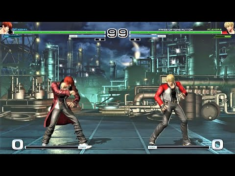 LEVEL 5 Iori Yagami VS Rock Howard THE KING OF FIGHTERS XIV KOF 14 BATTLE MATCH
