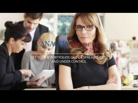 Patent Management Software - ANAQUA Element for Inventions & Patents