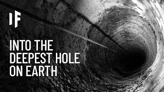 What If You Fell Into the Deepest Hole on Earth?