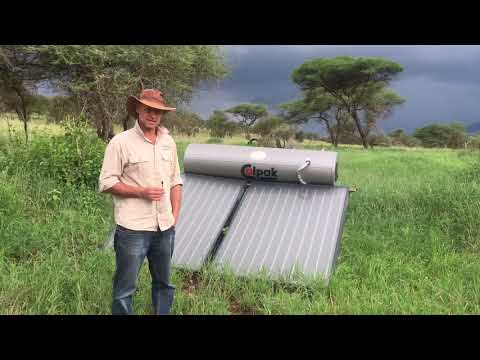 Serengeti Acacia Camps Central- sustainability Review