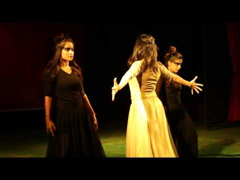 SHREYA KANT- LIGHT OVER DARKNESS ( DANCE DRAMA by rapha)