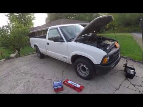 1997 Chevy S-10 2.2L Alternator Replacement - Part 1