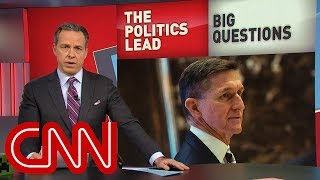 Jake Tapper: What was Michael Flynn trying to hide?