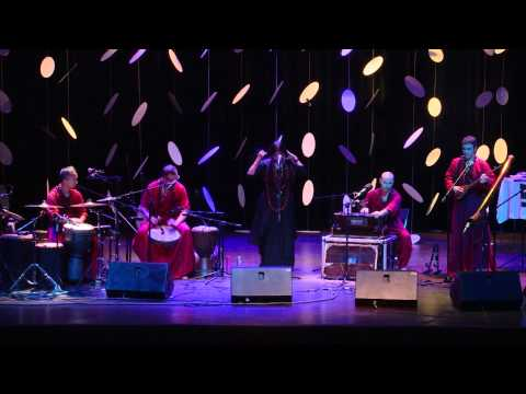 SoundScape Performed at Mercedes Benz Arena@WMS2014