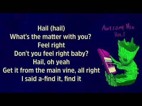 Come and Get Your Love - Redbone (lyrics)
