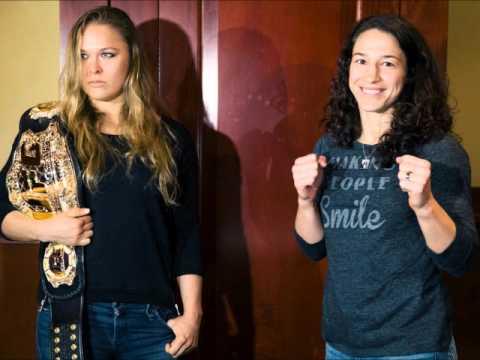 Steve Austin on Ronda Rousey vs Sara McMann
