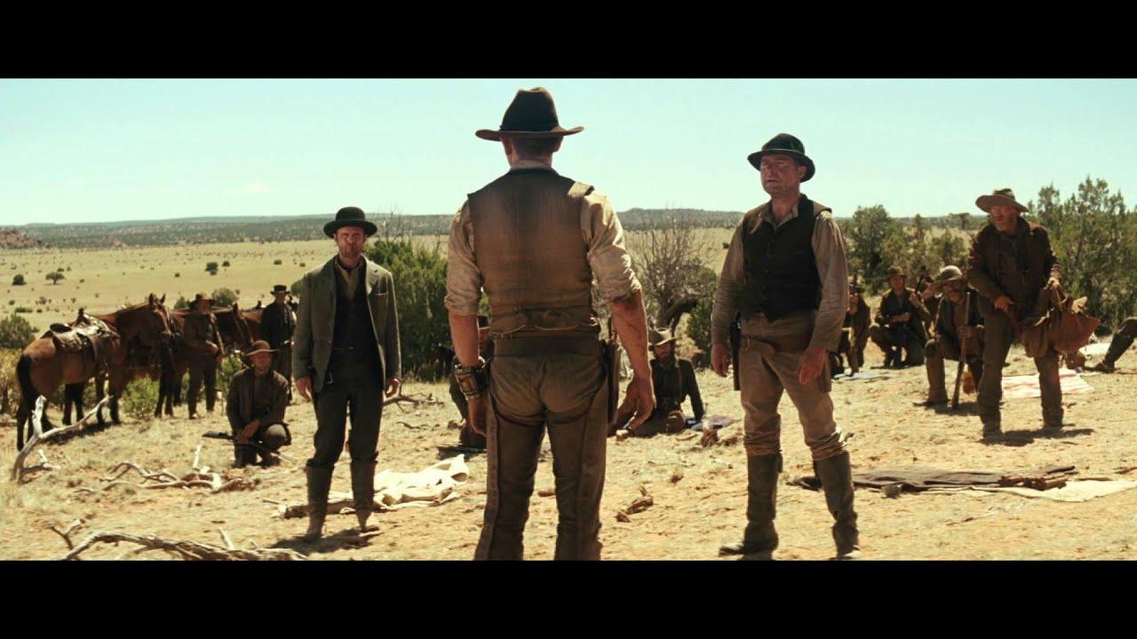 envahisseur et cowboy