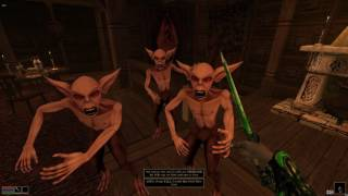 [TEST] Battlespire voices in Morrowind - Scamp Attack and Flee