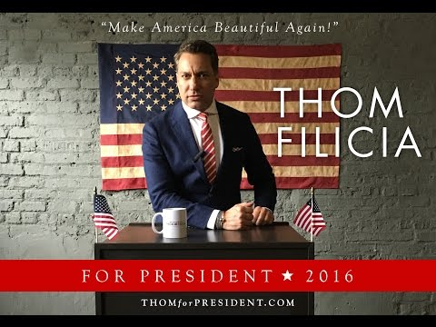 Thom Filicia for President