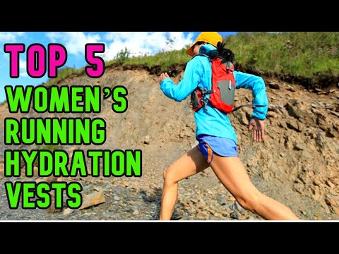 Best Women's Running Hydration Vests