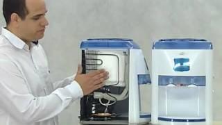 Clube do Lar: Bebedouro de Água Refrigerado Acqua Ice Acquamix LATINA