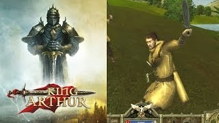 Let's Play King Arthur the Roleplaying Wargame - Part 1 Birth of a King