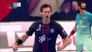[HIGHLIGHTS] HANDBOL (Champions League): PSG - FC Barcelona Lassa (33-26)