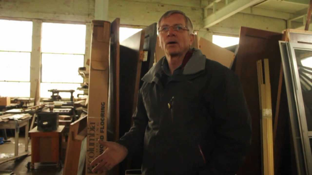 architectural salvage warehouse of detroit - youtube