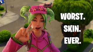 Worst Fortnite Skins : Zoey (and why everyone hates her)