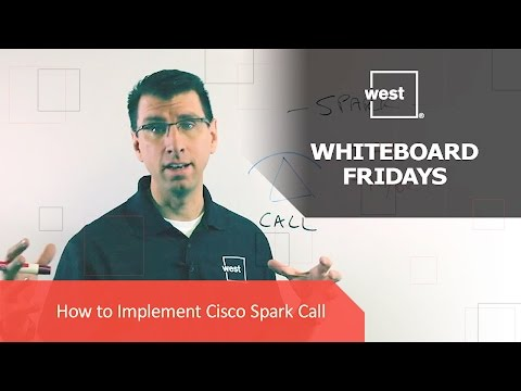 How to Add Cisco Spark Call to Your UC Environment