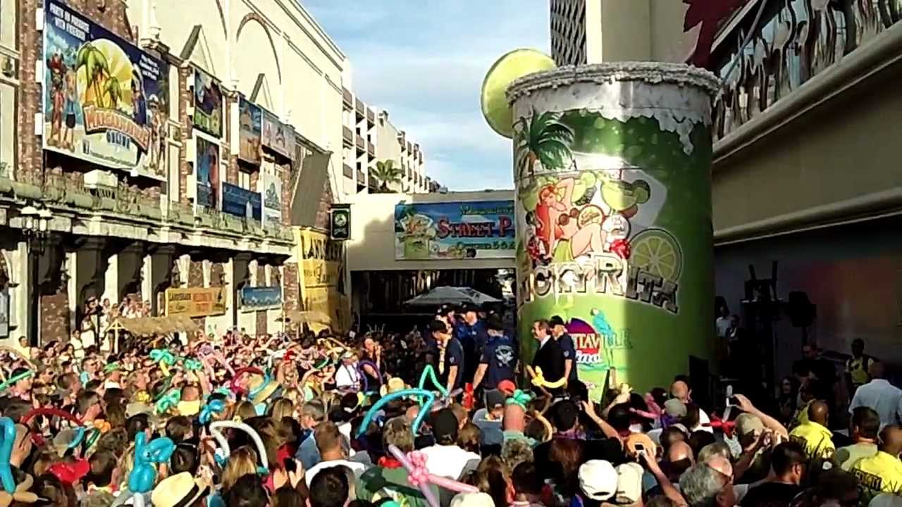 World S Largest Margarita Lucky Rita Ceremony At