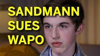 Sandmann Sues WAPO
