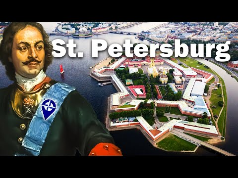 ST. PETERSBURG: The Cultural Capital and Most EUROPEAN RUSSIAN CITY