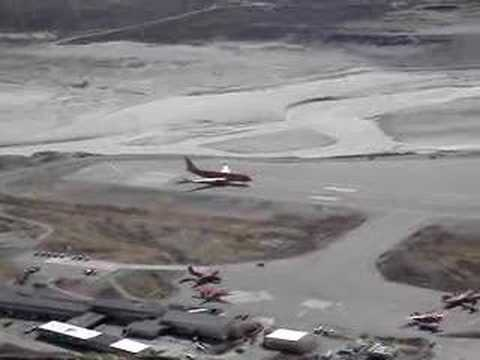 Air Greenland A330 cleared for takeoff