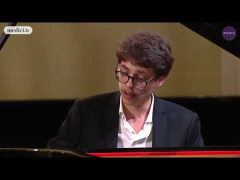 Lucas Debargue plays Liszt Transcendental Etude No. 10