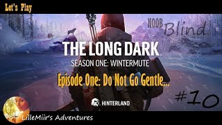 Let's Play The Long Dark Story Mode - Part 10 (Blind)