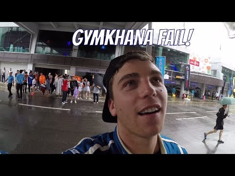 Gymkhana Fail