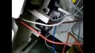Testando Micro chaves de Forno Microondas