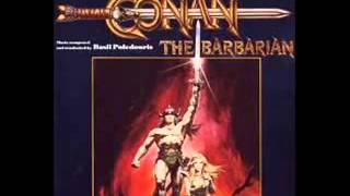 Conan The Barbarian - (Soundtrack)