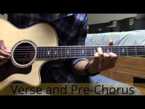 Broken Angel- Boyce Avenue Acoustic Guitar Lesson