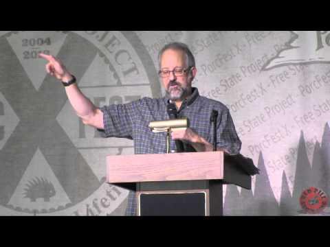 Joe Salerno - The Government's War on Cash - PorcFest X