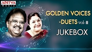 Golden Voices - S.P.Balu & Chitra Telugu Hit Songs ►Jukebox Vol-II