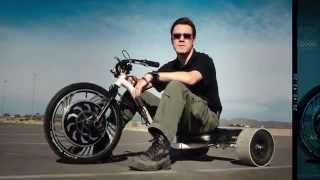Local Motors' Verrado electric drift trike: adults only
