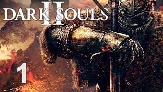 Dark Souls 2 прохождение с Карном. Часть 1
