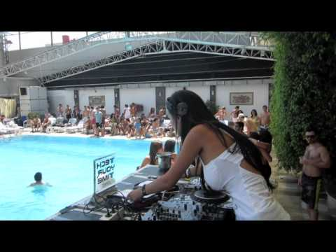 DJ MISS GUL @ DAMASCUS - BARADA POOL PARTY