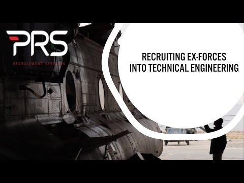 PRS Recruiting Ex-Forces Personnel
